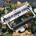 O envio gratuito de metal lidar com caixa de Ar de primavera saco de caixa do Instrumento de alumínio do punho de aço inoxidável punho da caixa de ferramentas de hardware montagem