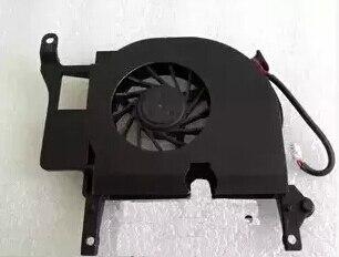 Utilisé muet livraison gratuite DV 5 V ventilateur pour HP pavillon dv1000 dv2000 M2000 V2000 Ze2000 pour 367795-001 E495A23L 382411-001