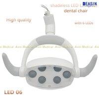 NEW Dental LED Oral Light Lamp For Dental Unit Chair 22mm/26mm connection