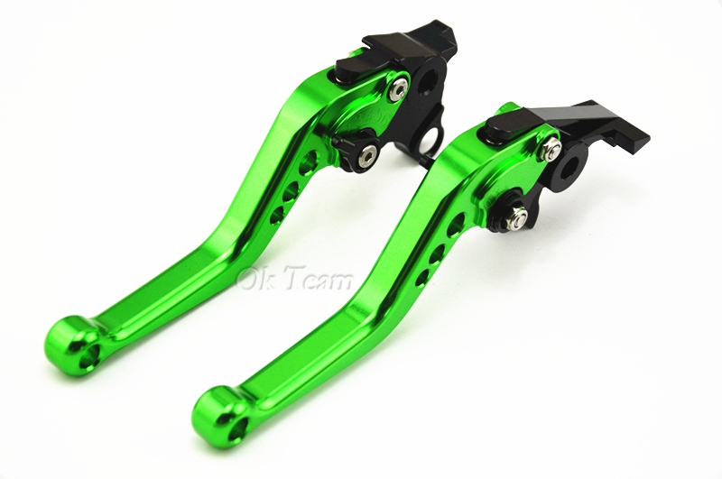 CNC Long Short Adjuster Brake Clutch Levers For FZ6 FZ6R FZ8 MT 07 MT 09 SR FZ9 FZ1 XJ6DIVERSION Levers in Levers Ropes Cables from Automobiles Motorcycles