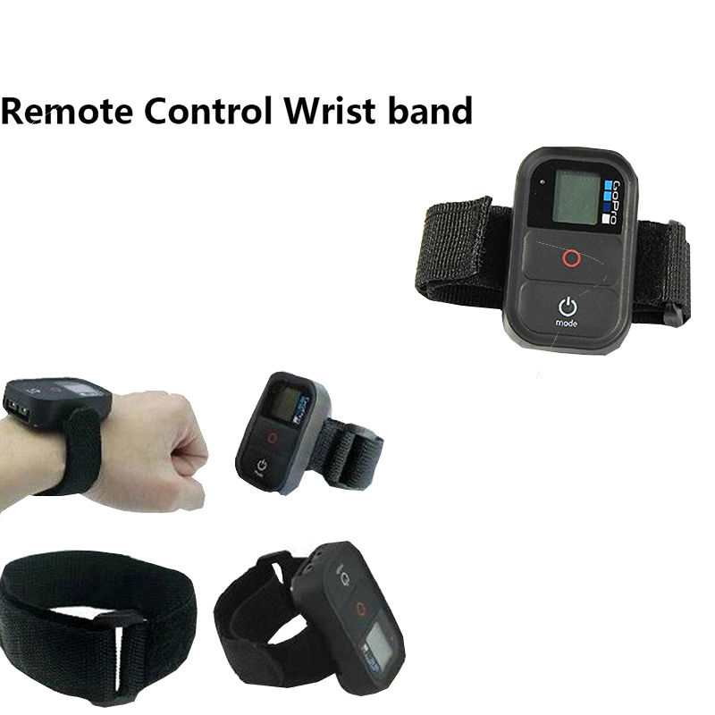 Remote control wrist band for SJCAM Camera