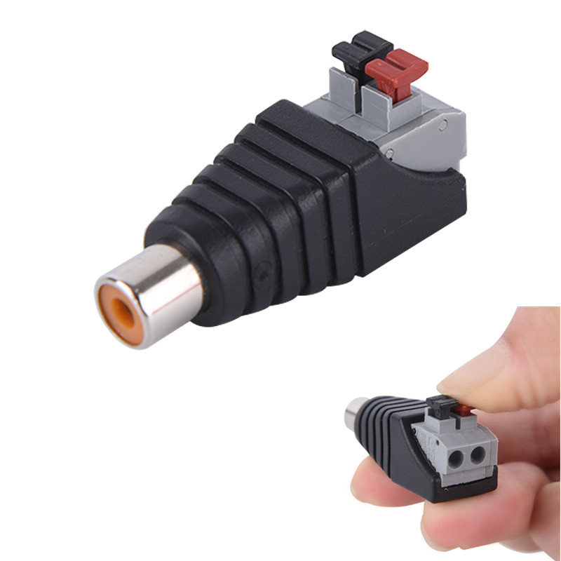 Cheap product rca connector in Shopping World