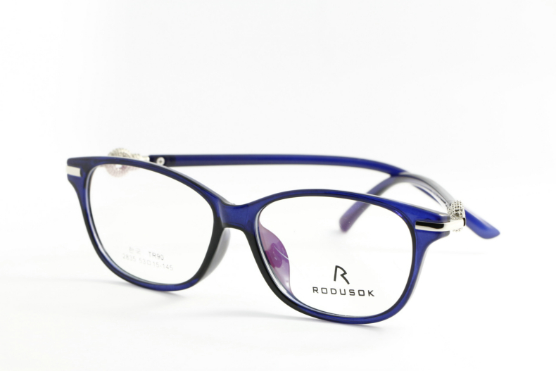 50c8834856 RODUSOK Natural Eyeglass Frames For Men Optical Color Glasses Frame Student  Business Frames Best Gift-in Eyewear Frames from Apparel Accessories on ...
