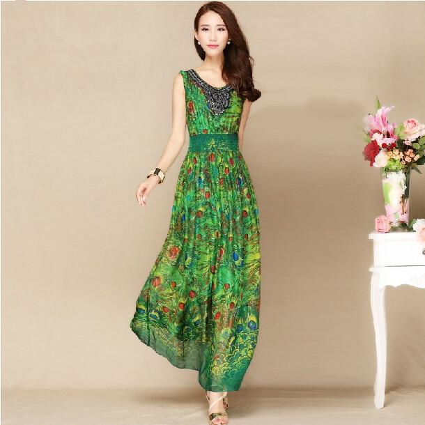Online Get Cheap Summer Silk Dress -Aliexpress.com - Alibaba Group