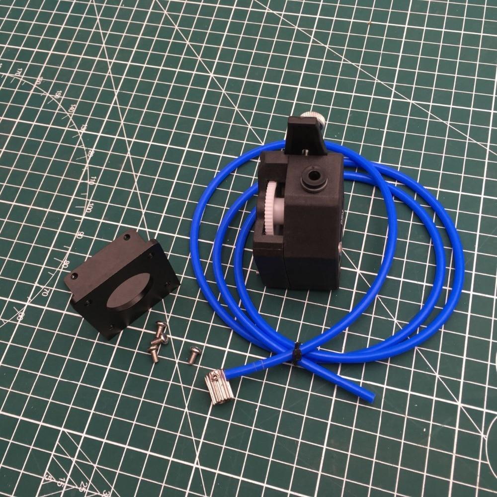 1 pcs mise à niveau Ender-3/CR-10 3D imprimante Aluminium CR-10 BMG Montage double extrudeuse à entraînement kit pour Créalité CR-10/ ender 3D imprimante