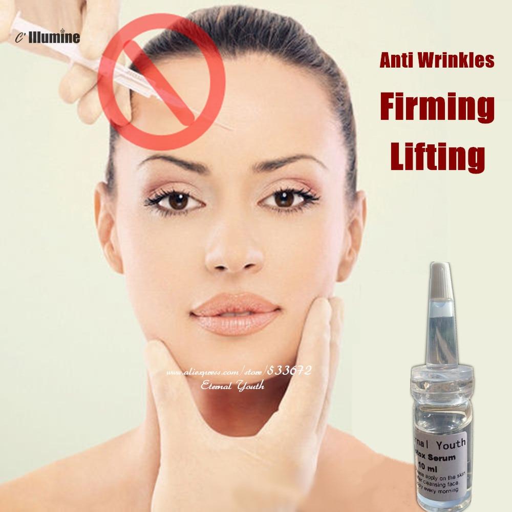 Boto x Ácido Al Instante Eterna Poderoso anti-arrugas Anti-envejecimiento Facial Cuidado de La Piel Productos Botulínica Allantiasis Concentrado 10 ml
