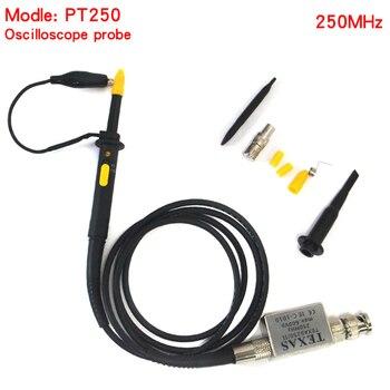 1 sztuk PT250 cyfrowa analogowa sonda oscyloskopowa oscyloskop ogólnego przeznaczenia oscyloskop sonda prądu wysokiego ciśnienia w Części i akcesoria do oscyloskopów od Narzędzia na