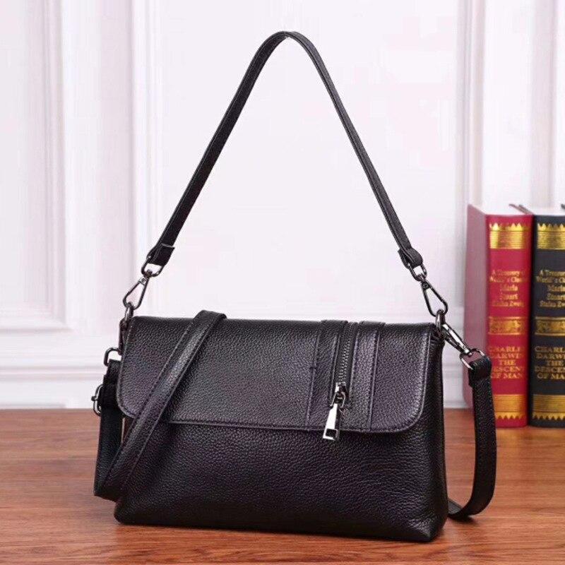 Sacs à bandoulière pour femmes sacs à main en cuir véritable sacs à main Designer pour femmes sacs à bandoulière de luxe pour femmes 2018