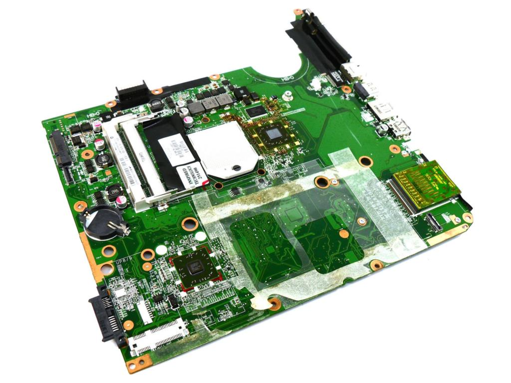 SHELI laptop Motherboard For hp pavilion DV7 574679-001 DA0UT1MB6E0 REV:E DDR2 integrated graphics card 100% tested ...