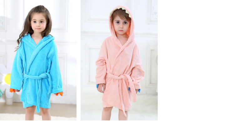 f555b4144c ... Hooded Children `s Towel Cute Dinosaur Bathrobes Beach Swimwear Boy  Pajamas. Size Suggest Age Size Tag. 2 T 0 - 2 T OS. 4 T 3 - 4 T OL. 1  2   3  4  ...
