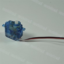 2*PZ-15178 4.8v-6.0v 9g Micro Servo Plastic Gear 22.9*12*27.3mm for 450 RC Helicopter CCPM
