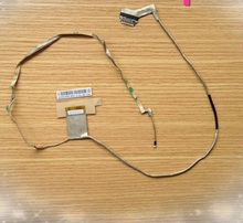 WZSM New LCD cable for LENOVO G500 G505 G510 laptop Screen Video Cable DC02001PR00 Free Shipping