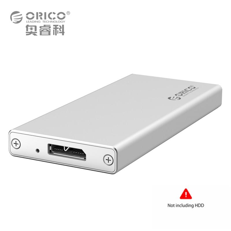 ORICO HDD SSD Case Box Aluminum USB3 0 5Gbps hard font b disk b font Drive
