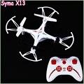 Оригинал Syma X13 Новый Горячий Дронов RC Quadcopter 6-осевой 2.4 ГГц 4CH RC Беспилотный Вертолет RTF Дистанционного Управления 3D Переворачивает Игрушки Vs x5c