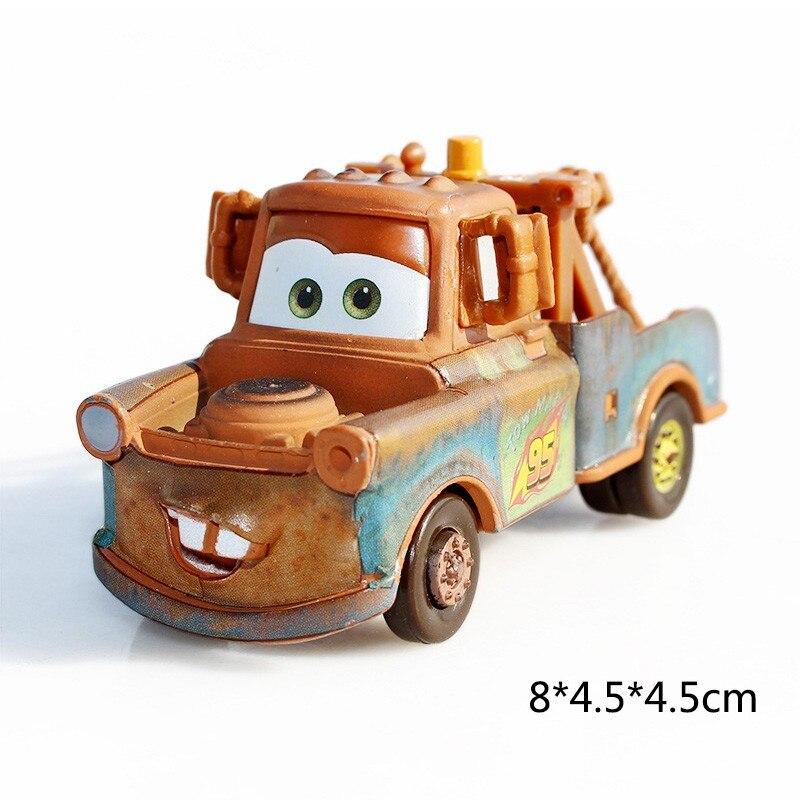 Disney Pixar Cars 2 Model Car Toys 8