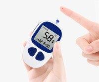 2PCS/LOT Glucose meter household Blood glucose meter glucose meter measuring instrument diabetes BGM506