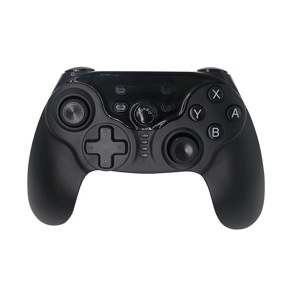 Nintendo Switch USB Bluetooth sans fil Pro contrôleur de jeu de jeu manette Joypad télécommande pour Nintendo Switch NS