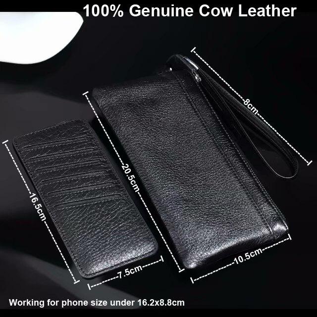 Pochette en cuir de vachette véritable pour téléphone portable, sacs pour Moto M/Z2 Play/E4 Plus/G5 Plus/Z Play/G4 Plus/X Force/X4