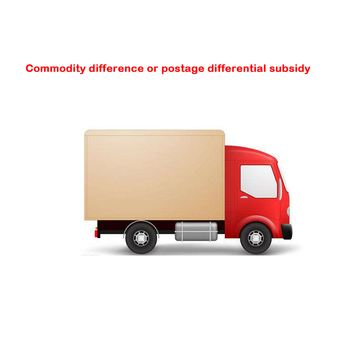 Commodity difference or postage differential subsidy ,Non-commodity, please do not shoot commodity or dignity