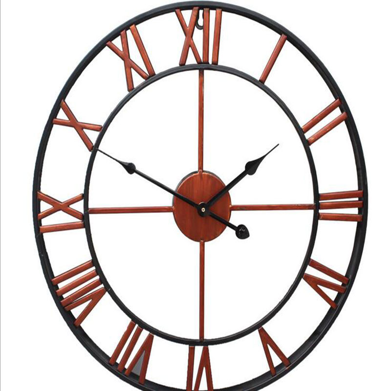 decorative oversized wall clocks