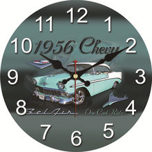 hot deal buy cool car design clocks home decoration office cafe kitchen wall watches silent wall clocks art vintage large wall clocks