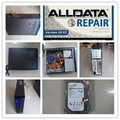 Latest Alldata 10.53 auto repair Software + mitchell demand 2 Software installed well in HDD plus computer ready to use