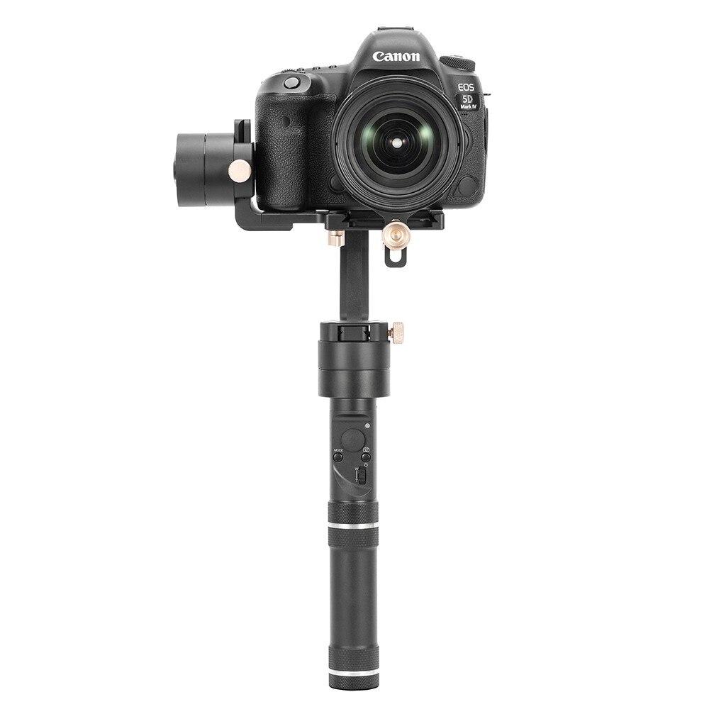 Zhiyun Crane Plus 3-осевой Ручной Стабилизатор для всех моделей зеркальных фотокамер Canon 5D2/5D3/5D4 MINI DSLR