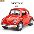 Simulación tire volver a troquel DEL COCHE de PIXAR 1:36 juguetes del coche de metal de mala muerte 1:32 mini modelo de coche juguetes