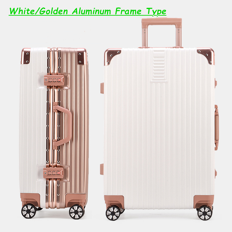 Мода! 26 дюймов abs + pc hardside чемоданов тележек с корпусом на универсальных колесах, женский прекрасный трав багаж, смешанный цвет багажная коро...