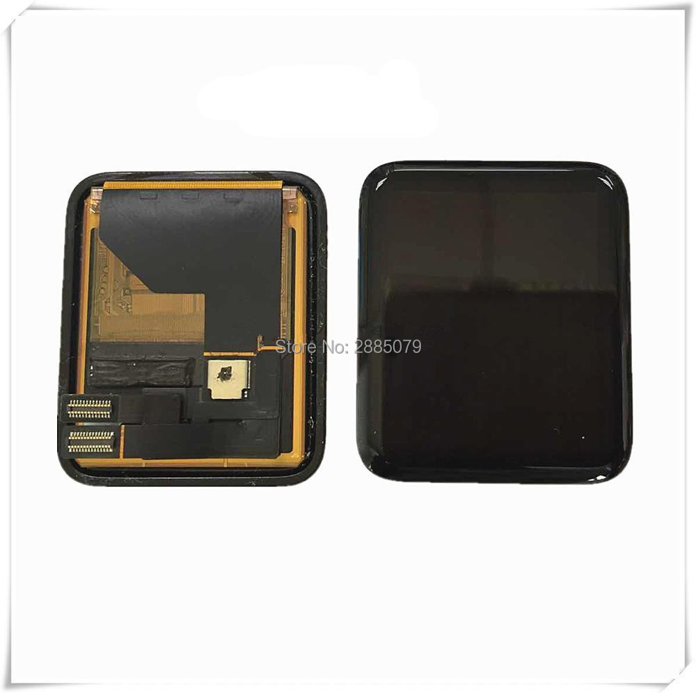 New Original 42mm Sport Version LCD Display Touch Screen Fit For Apple Watch iWatch Display Screen 42mm Repair Part free shipping new original for dmc gh4gk lcd for panasonic gh4 display gh4 lcd display monitor screen repair part with touch