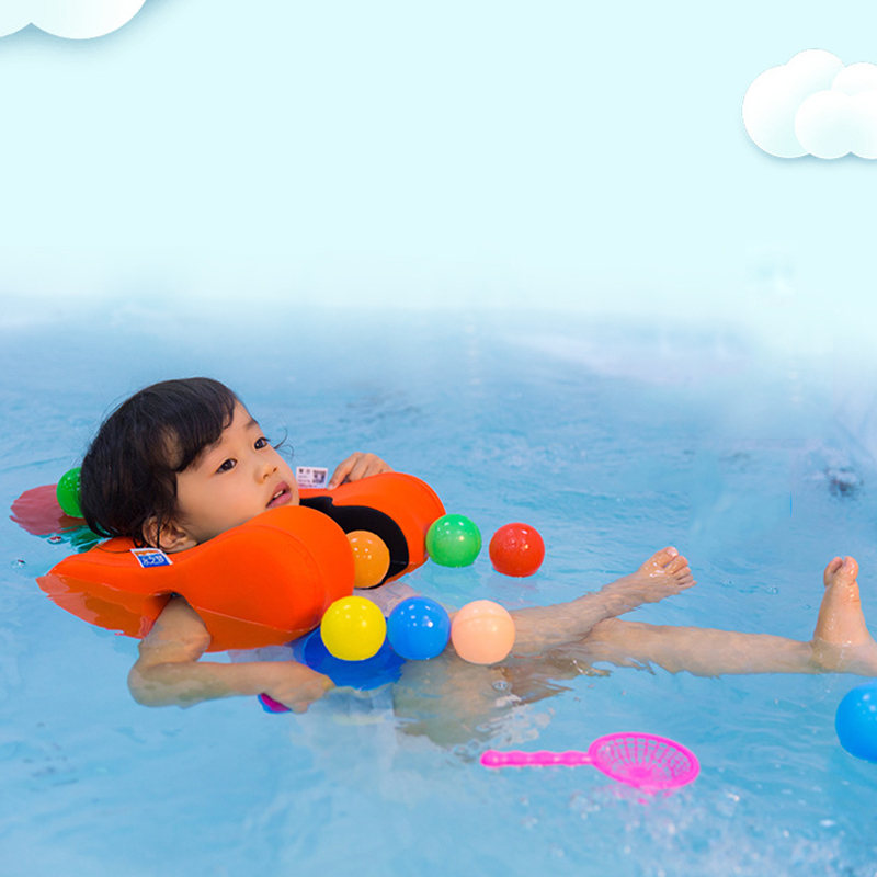 Children Foam Arm Ring Swimming Shoulder Ring Baby Swimming Float Swim Learner for 2 4 Years