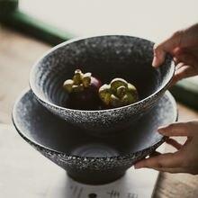 Керамическая миска для супа antowall ramen в японском стиле