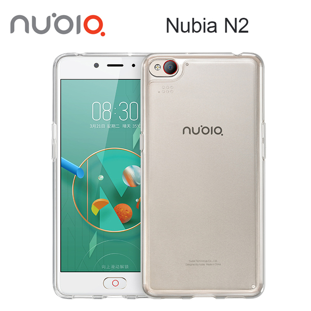 the latest b7425 a9974 US $113.99 |100% Original Nubia N2 Transparent Protective Shockproof Anti  knock Back Cover Case on Aliexpress.com | Alibaba Group