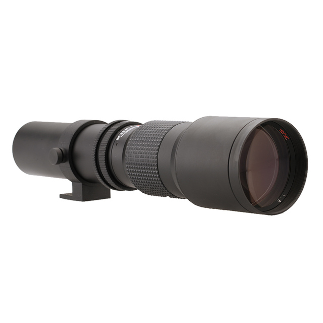 Canon xs manual array 500mm telephoto f8 0 lens manual zoom with t mount telephoto lens rh aliexpress fandeluxe Images