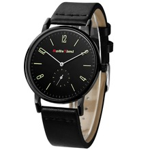 Man watches brand luxury quartz-watch military AR watch chronograph watches leather auto date horloges mannen relojes hombre