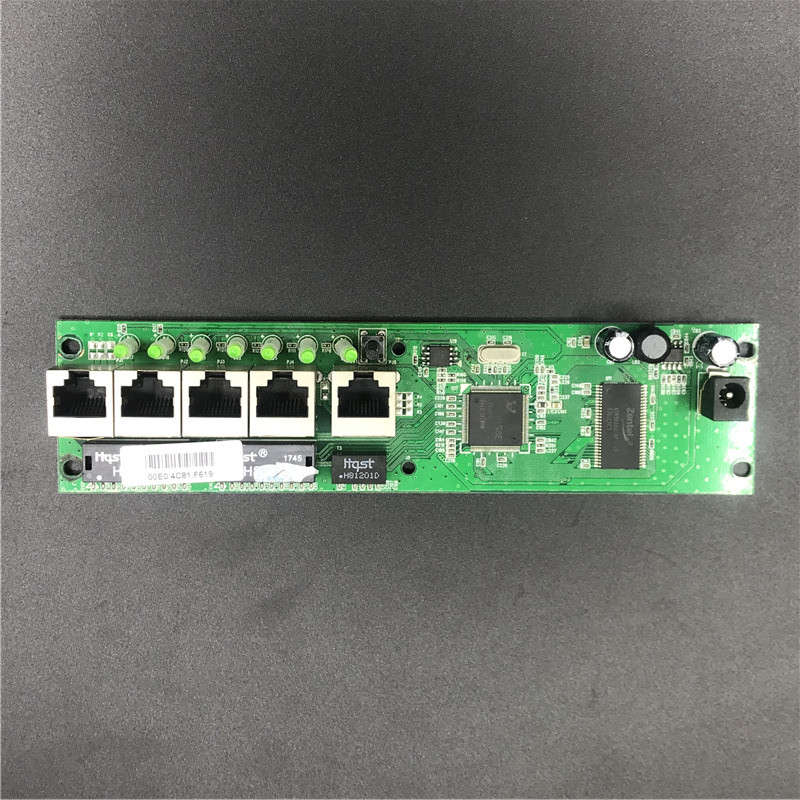 5 port router module manufacturer direct sell cheap wired distribution box 5-port router modules OEM wired router module 2
