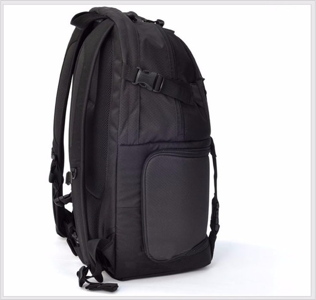 "Free shipping Lowepro DSLR Video Fastpack 350 AW DVP 350aw SLR Camera Bag Shoulder Bag 17"" Laptop & Rain Cover Wholesale"