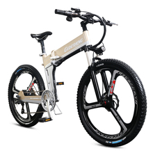 LOVELION 26 48 V Lithium Battery Electric Bicycle Mtb Hidden 500 W High Speed Motor Abs Brake Folding Electric Bike Mountain special price 26 inches of lithium battery electric bicycle beach rental winter motorcycle 350 w 500 w mountain bike batter