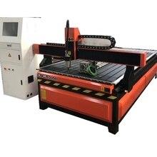 Китай цена CNC маршрутизатор 1224 металлорежущий станок 3 кВт с водяным охлаждением 3 оси фрезерный станок с ЧПУ