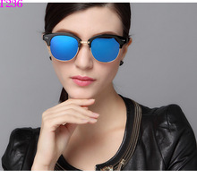 T236 2016 new male and female star with sunglasses personality men and women shading