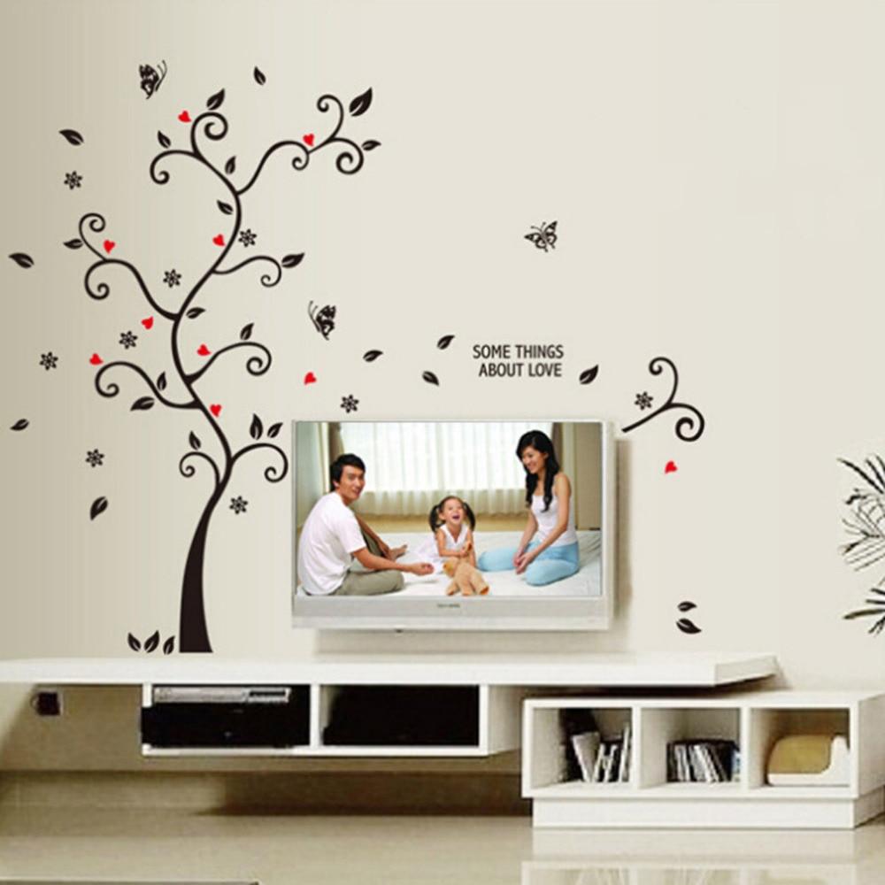 Baratos Decoración del hogar de la foto de familia marco álbum flor ...