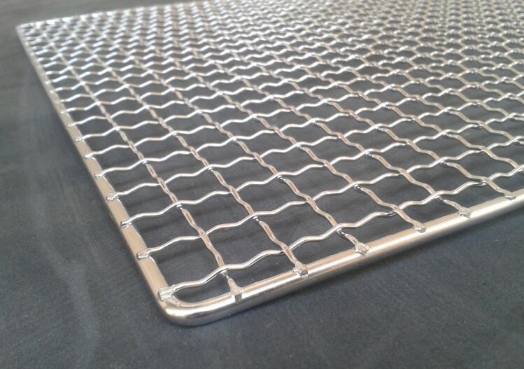 2017 Koreya üslubu 304 paslanmayan poladdan kvadrat manqal mesh - Mətbəx, yemək otağı və barı - Fotoqrafiya 2