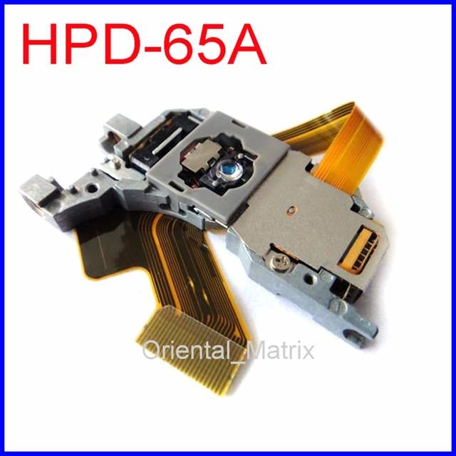 Frete Grátis Original HPD-65A Optical Pick-up HPD65A Para Mercedes NTG1 NTG2 DV-04 Car DVD Lens Laser Optical Pick-up