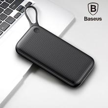 Baseus 20000mAh Portable Power Bank For iPhone Xs Max XR 8 7