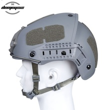 WoSporT Outdoor Sports Military Tactical Hunting Helmet for Airsoft Paintball War