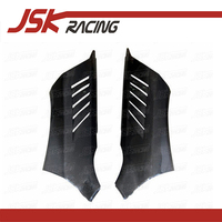 2012 2014 CARBON FIBER FRONT FENDER REPLACEMENT PARTS FOR MCLAREN MP4 12C P11 JSKMRMP12006