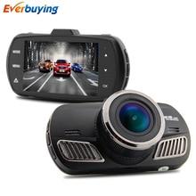 A12 coche DVR de Ambarella FHD 1440 P Coche Cámara Grabadora de Vídeo con GPS Dash Cam Dvr Grabador de Video Dashboard Blackbox