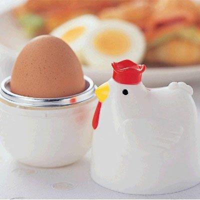 Portable Chicken Hen Egg Cooker Boiler Steamer Kitchen - novelty product's store