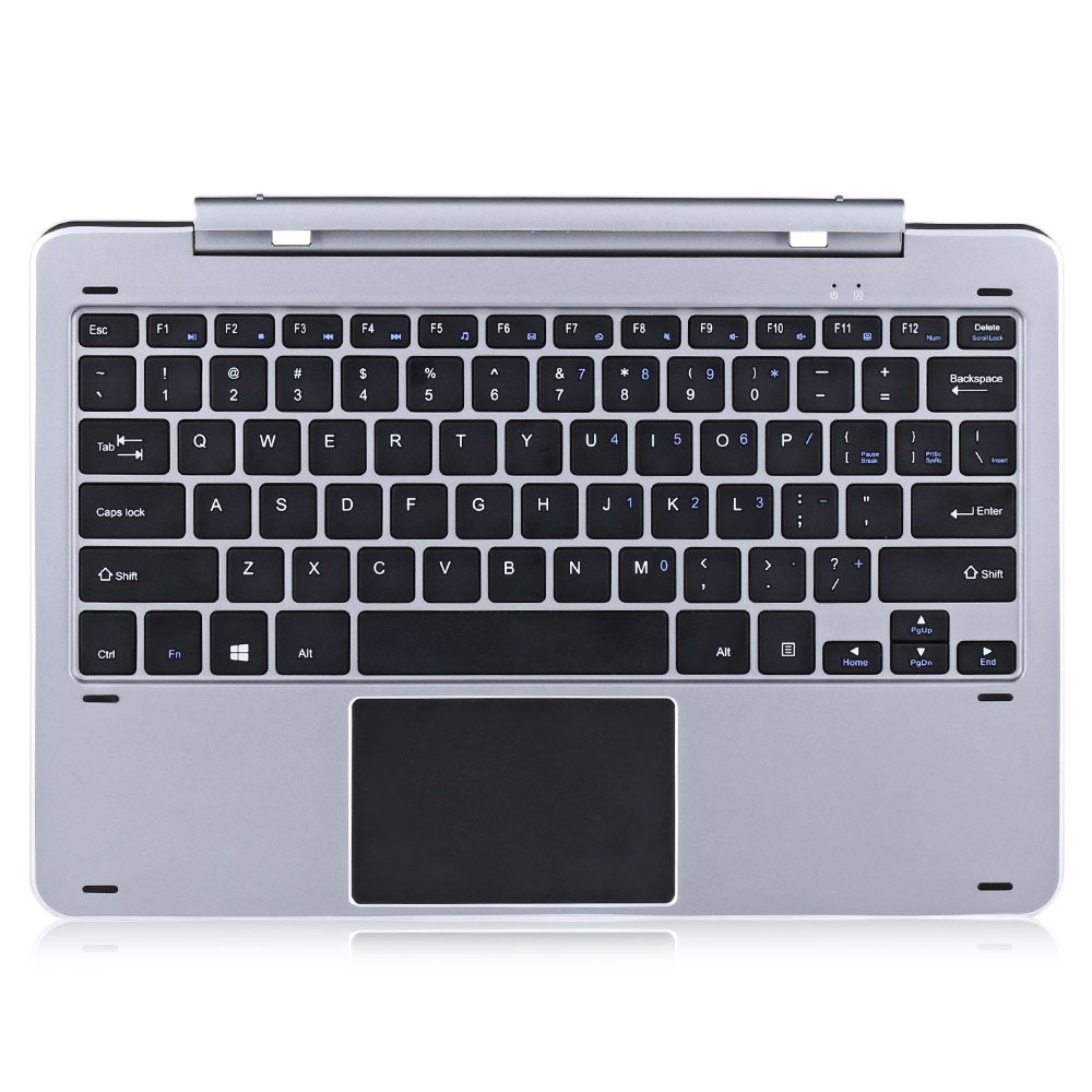 Original Chuwi Hi12 Multi Mode Rotary Shaft Keyboard Magnetic Docking Pogo Pin Separable Design original chuwi hibook magnetic docking keyboard gray