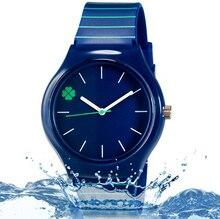 silikonu kwarcowy zegarek na